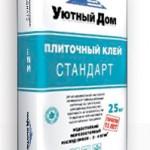 Клей Уютный Дом Стандарт, 25 кг
