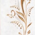 Декор Нарцисс лето бежевый 20х30 см
