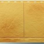 Панель «Фасадная плитка»  Златолит (0,522 кв.м)