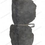 Угол панели «Бутовый камень» Скандинавский