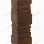 Угол панели «Скалистый камень» Тибет/«Каньон» Канзас