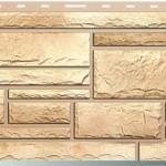 Панель «Камень» Известняк (0,53 кв.м)