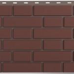Панель «Кирпич клинкерный» Жжёный (0,53 кв.м)