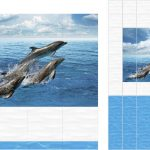 Дельфины ПВХ