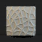 Панель 3D Паутина