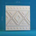 Панель 3D Орнамент